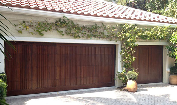 Residential Garage Doors Palm Beach Gardens FL